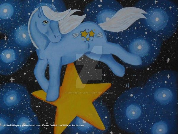 Starbeam by SpiritedLittlePony