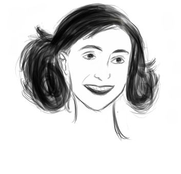 Anne Frank by innocences