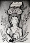 The Caryatid by kridi