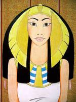 Pharaoh by kridi