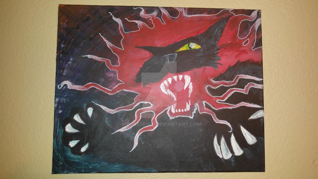 Feline Fury by WolverFink