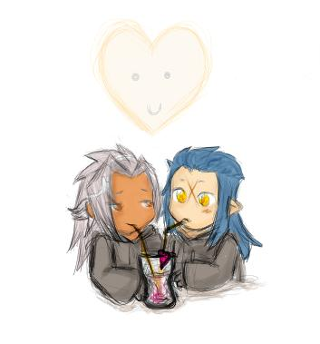 Romantic Pictures XemSai_chibis_by_lurvis