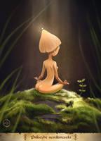 Mushroom by HarizmaArt