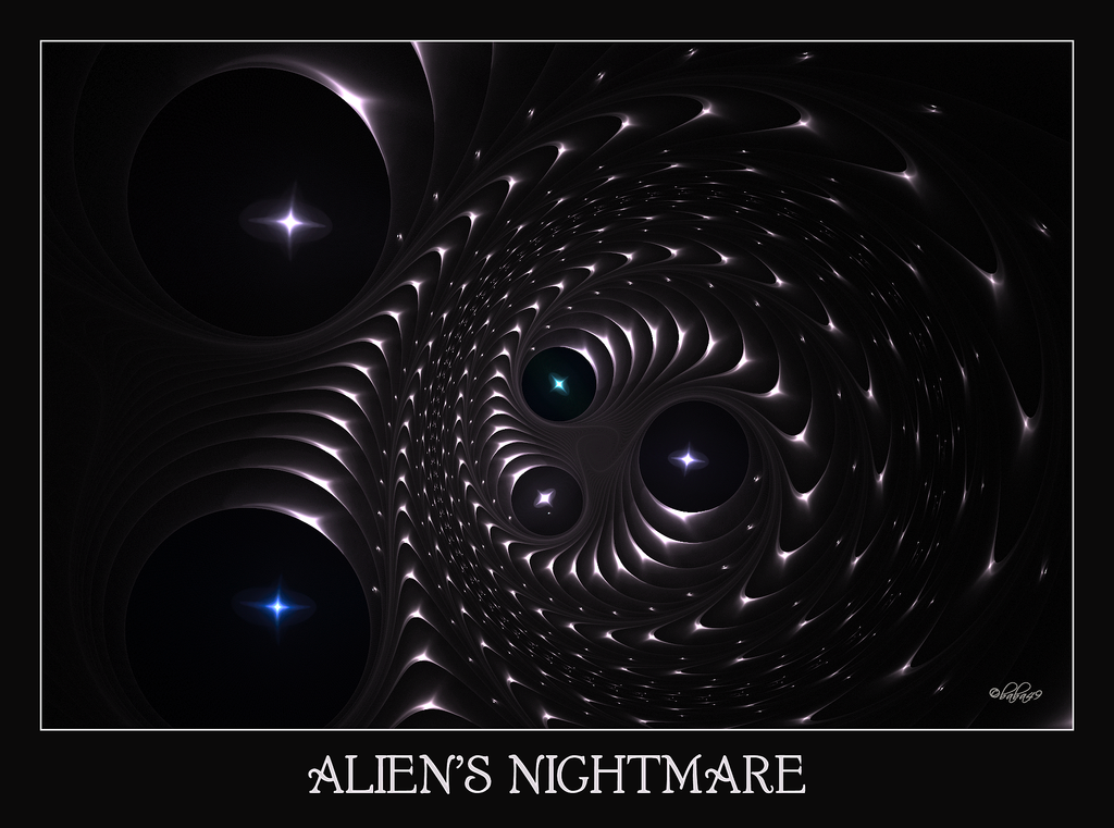 Alien's Nightmare by baba49