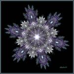 Snowflake by Night I