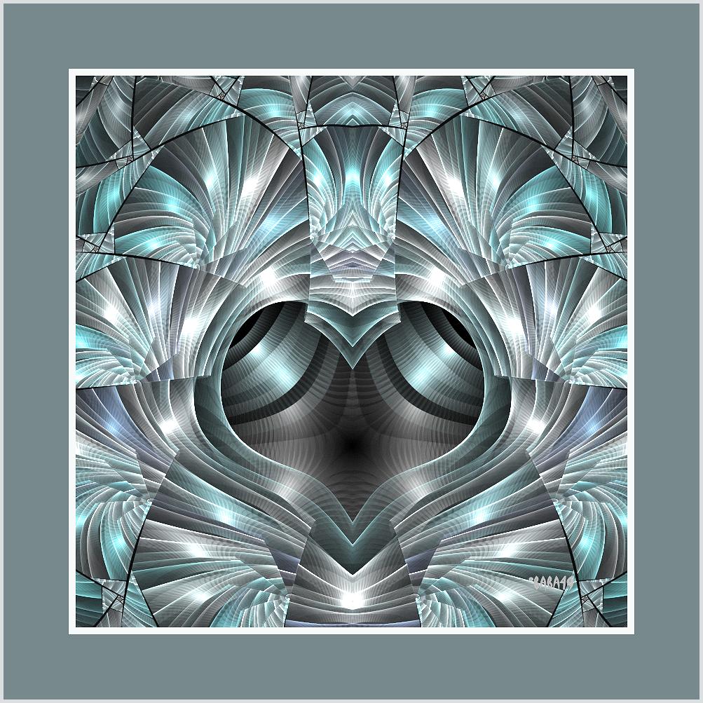 Escher Waves 2 by baba49