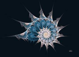 Hyperbolic Spiral I by baba49