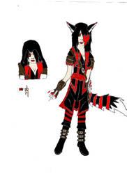Sacura Shadow Human Ref by SacuraShadow
