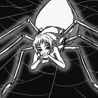 Silkey the Spider by somiad