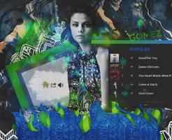 Selena Gomez by hxwlett