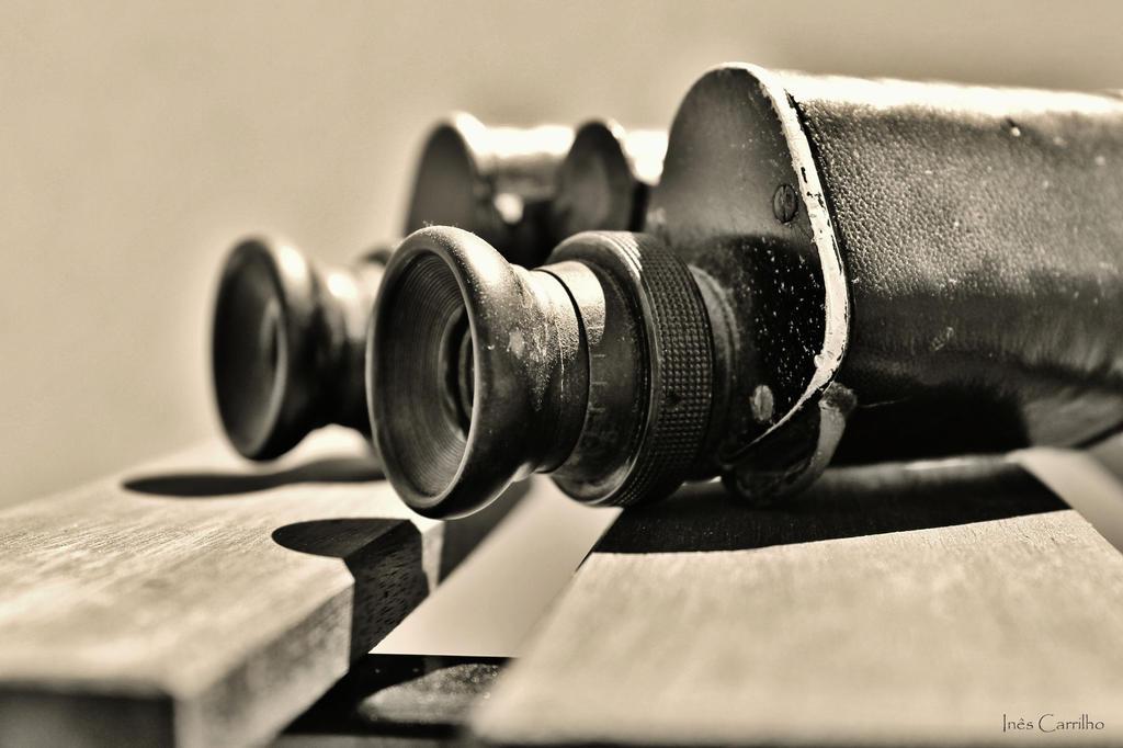 My old binocles by IFeldmannC