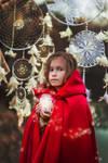 Elf girl by maxturbochel
