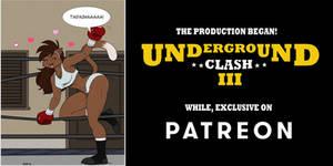 Underground Clash III - teaser.