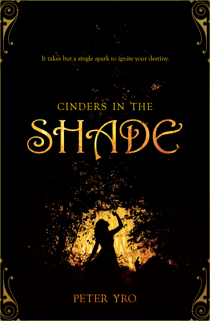 Cinders in the Shade by Cover-Lover