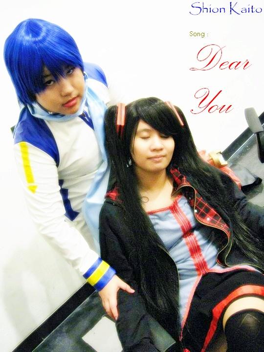 Shion Kaito-Dear You by n03ru-s4m4