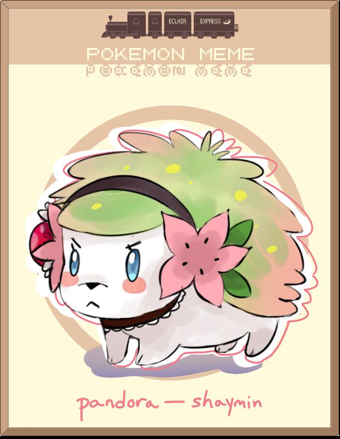 EE : Pokemon Meme by meibellum