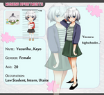 MA : Yuzuriha , Kayo
