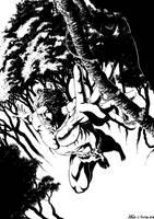 Tarzan fanart by Mateus C. Felipe by mateusfelipecomicart
