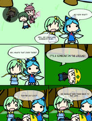 Amazing Adventure of Cirno 2 by DalekSec1