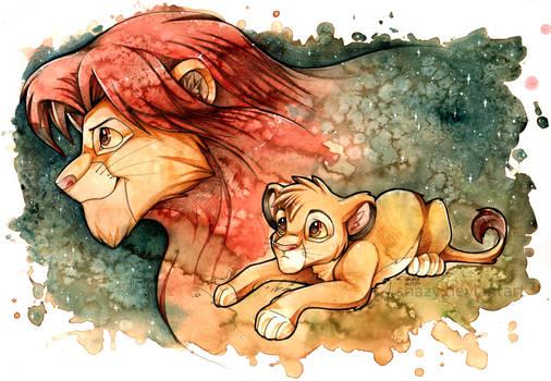 -Simba- by shazy