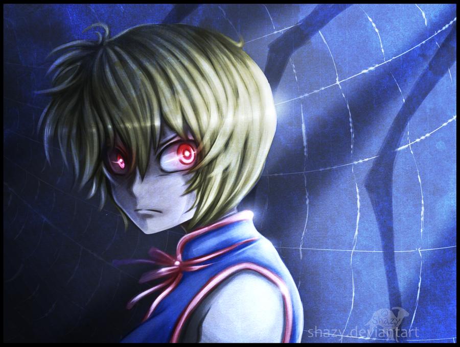 Spider Eyes By Shazy
