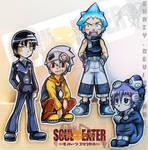 Kid Soul BlackStar Crona