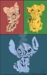 Cyber-Disney by shazy