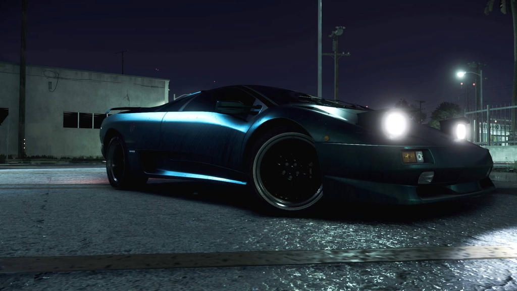 Custom Lamborghini Diablo By Electron1723 On Deviantart