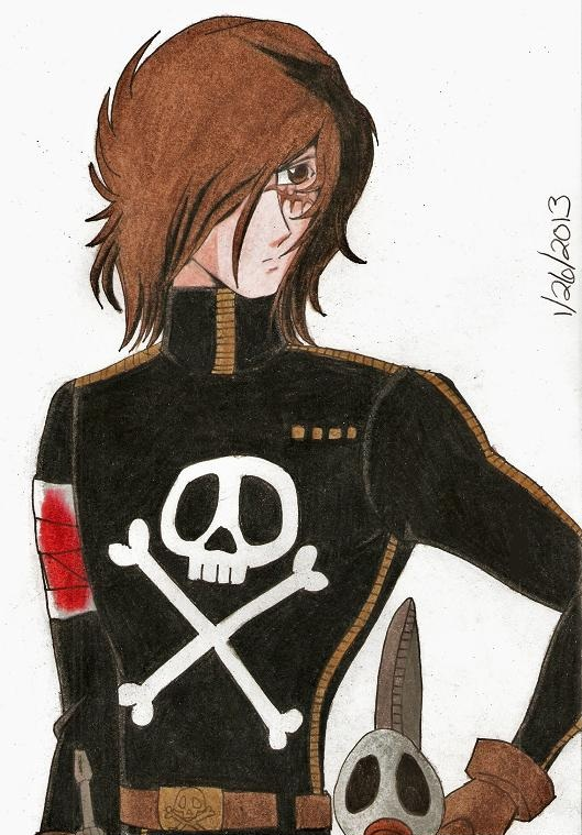 Harlock Prepared