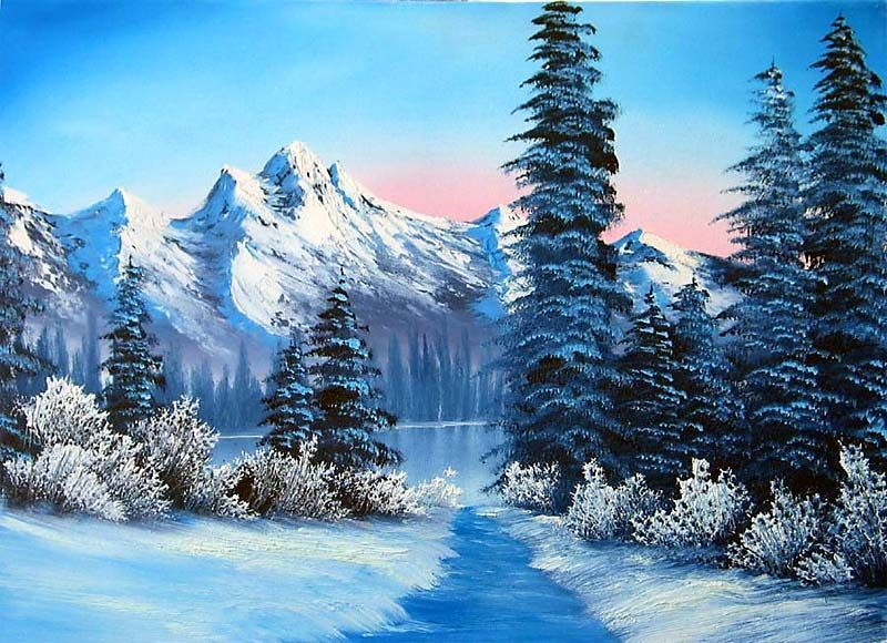 Winter Wonderland by StormyKnight7