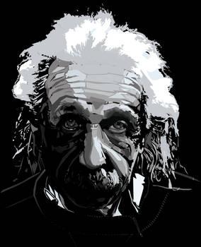Einstein Value Portrait