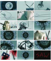 Animatic Storyboards: SAW