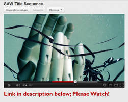SAW Title Sequence