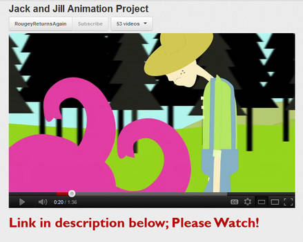 Jack and Jill Animation