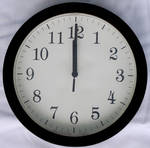 12 O'clock by Amberstock