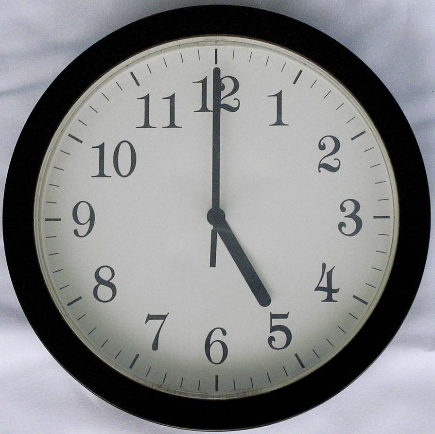 5 O'clock by Amberstock