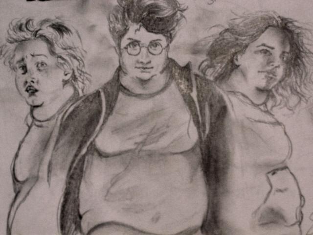 Harry Potter Fat