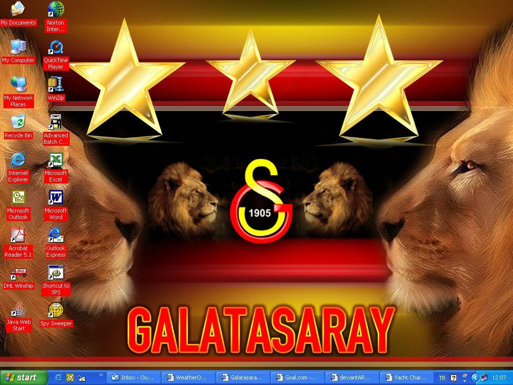 Lion's Desktop Screenshot