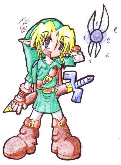 Link by Pyrofish