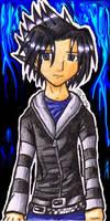 emo sasuke by Pyrofish