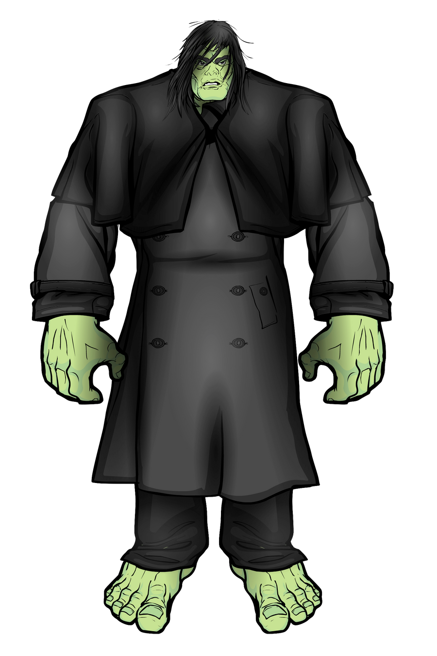 Frankensteins Monster By JR19759 On DeviantArt