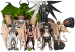 The Seven Great Demon Lords