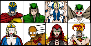Fairy Tale Fighters