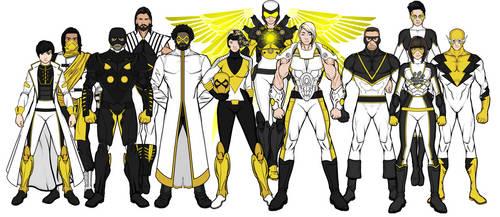 New Protectors by JR19759