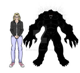 Alexandria (Lexi) Lloyd- Darkbeast