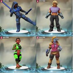 Hero Forge New Heroes