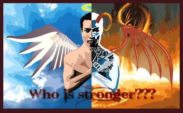 Who is stronger???