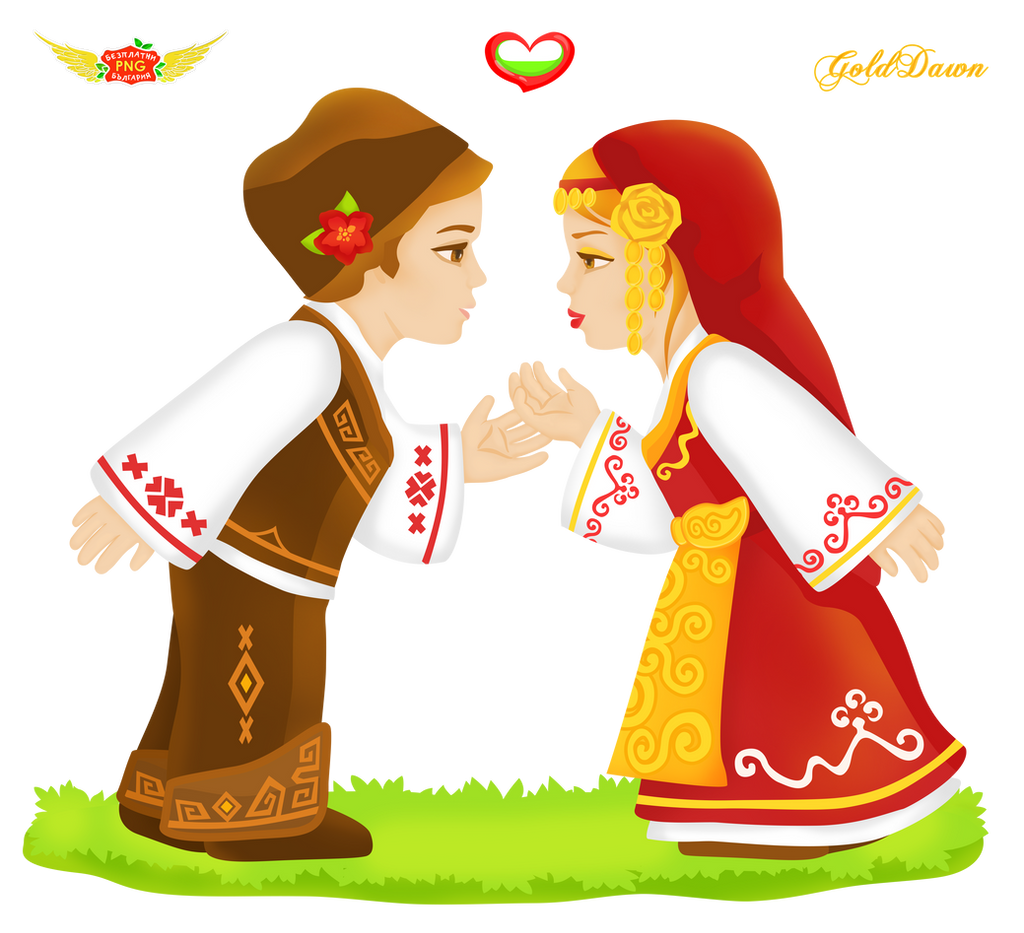 Bulgaria Free Boy And Girl Love cartoon by GoldDawn on DeviantArt
