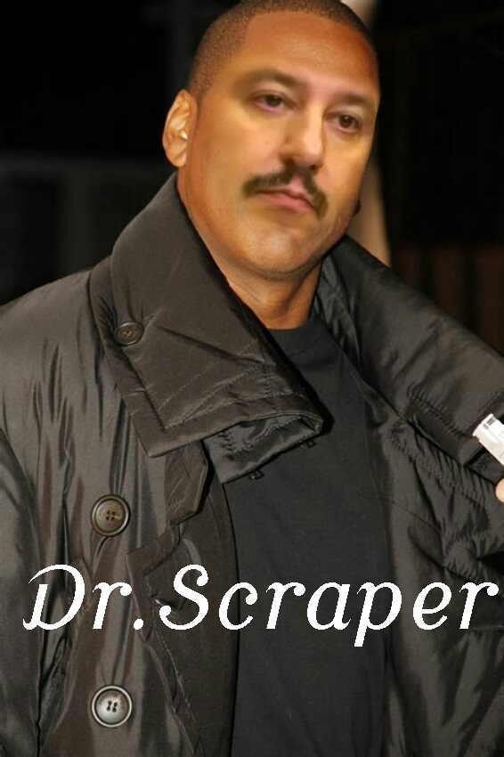 Drscraper by naturalbodyartist