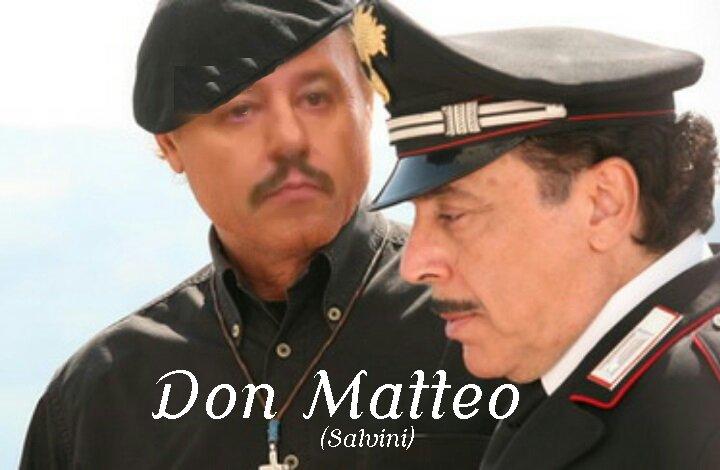 Don  Matteo Salvini by naturalbodyartist